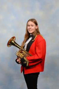 Josie 2nd Horn